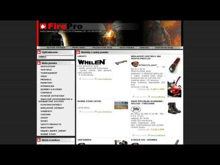 www.firepro.sk
