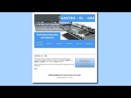www.gastro-el-gas.sk