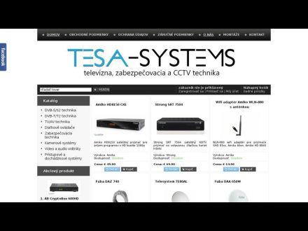 www.tesa-systems.sk