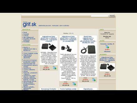 www.grif.sk