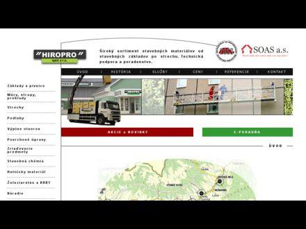 www.hiropro.sk