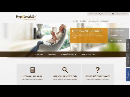 www.hypomakler.sk