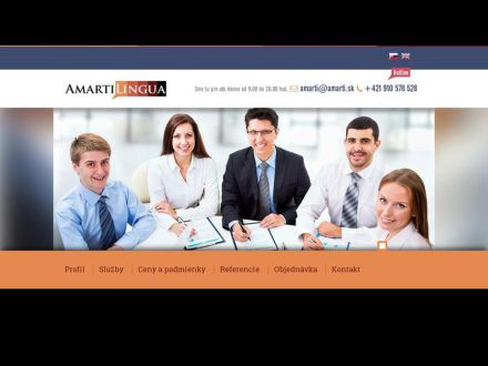 www.amarti.sk