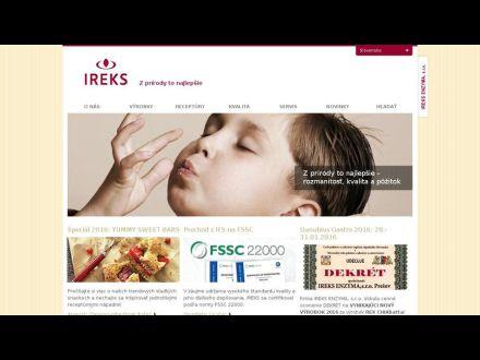 www.ireks.sk