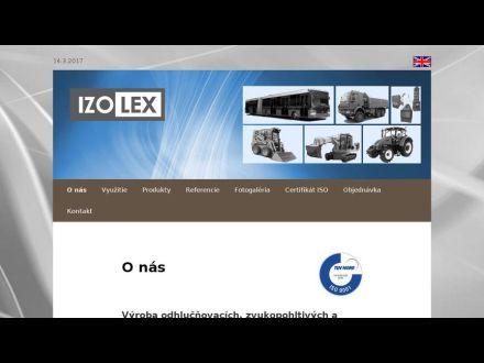 www.izolex-ba.sk