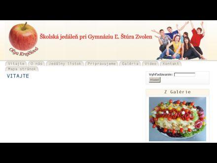 www.jedalenzv.sk