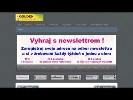www.GOLDEN.sk