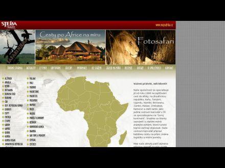 www.mojeafrika.cz