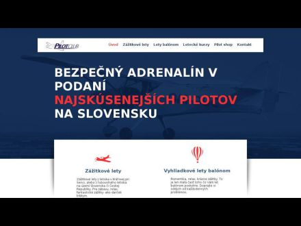 www.pilotclub.sk