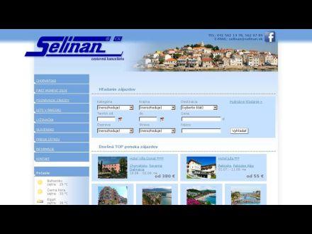 www.selinan.sk
