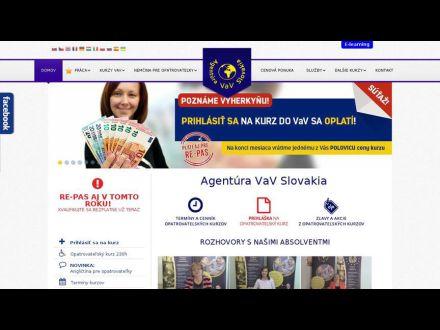 www.vavslovakia.sk