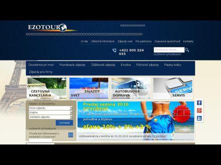 www.ezotour.sk