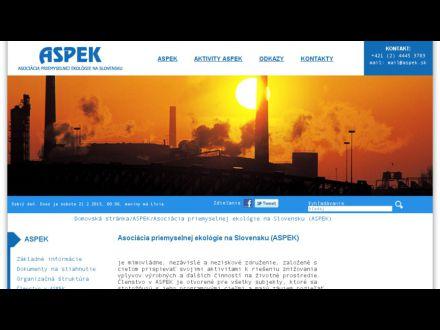 www.aspek.sk