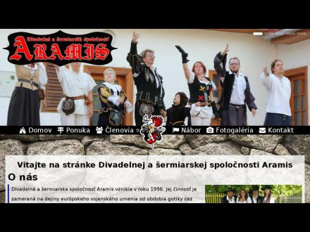 www.dass-aramis.sk