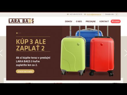 www.larabags.sk