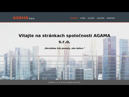 www.marosagama.sk