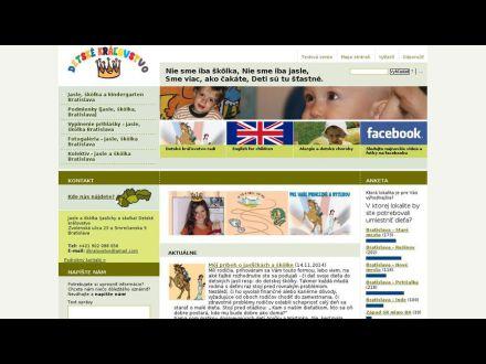 www.detskekralovstvo.sk