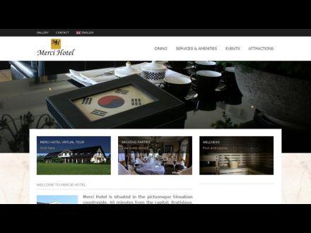 www.mercihotel.sk