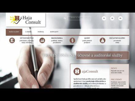 www.hajaconsult.sk