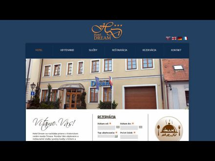 www.hoteldream.sk