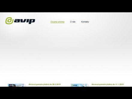 www.avip.sk