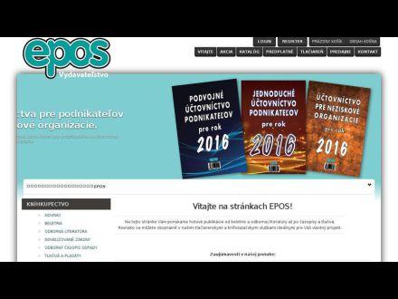 www.epos.sk