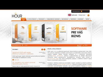 www.hour.sk