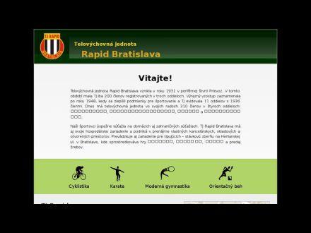 www.tjrapid.sk