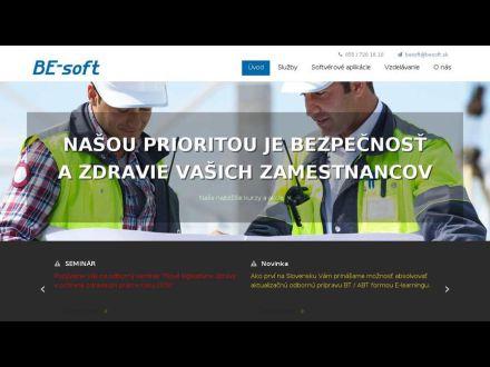 www.besoft.sk