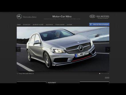 www.motorcar.sk