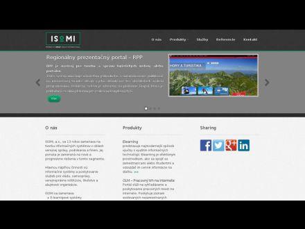 www.isomi.sk