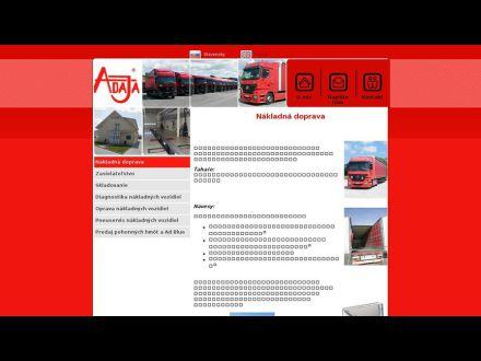 www.adaja.sk
