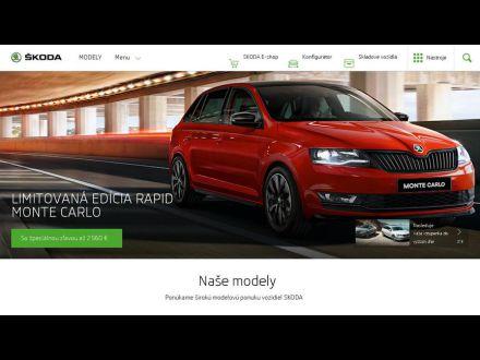 www.skoda-auto.sk