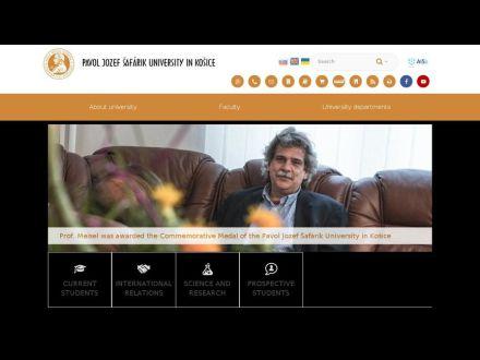 www.upjs.sk