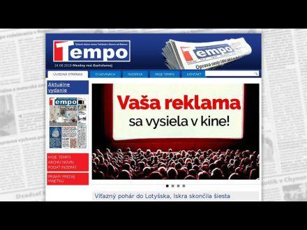 www.novinytempo.sk