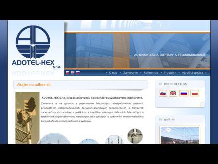 www.adhex.sk