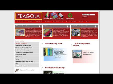www.fragola.sk