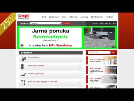 www.mpl.sk