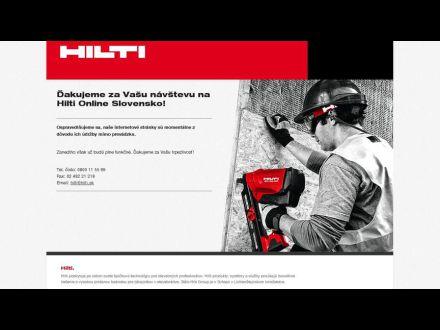 www.hilti.sk