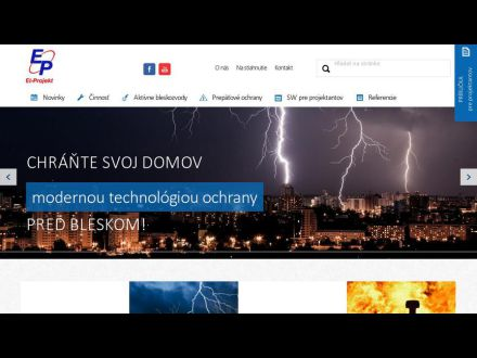 www.el-projekt.sk/