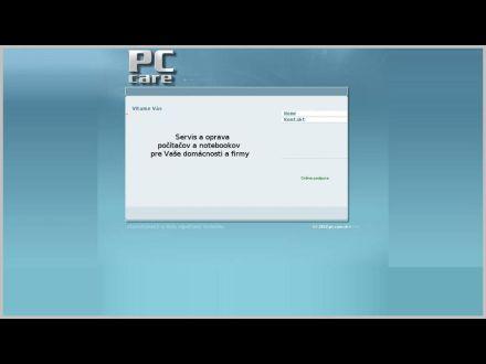 www.pc-care.sk