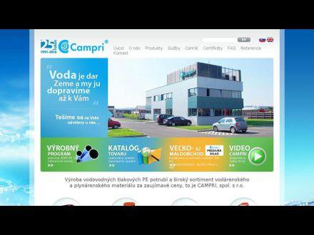 www.campri.sk