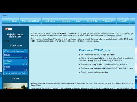 www.titanic-bazeny.sk