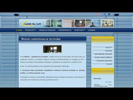 www.molnar-rolety.eu