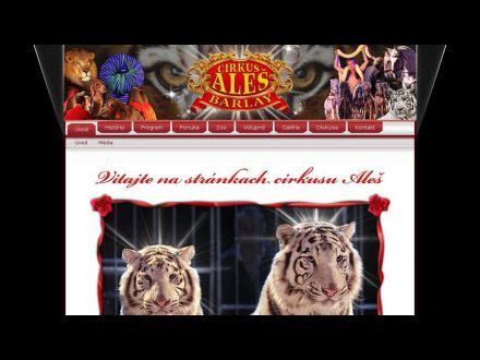www.cirkus-ales.sk