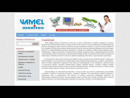 www.vamel.sk