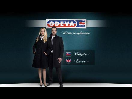 www.odeva.sk