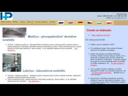 www.medilux.sk