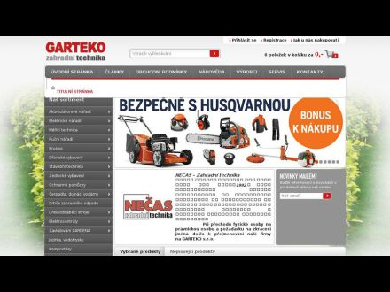 www.garteko.cz