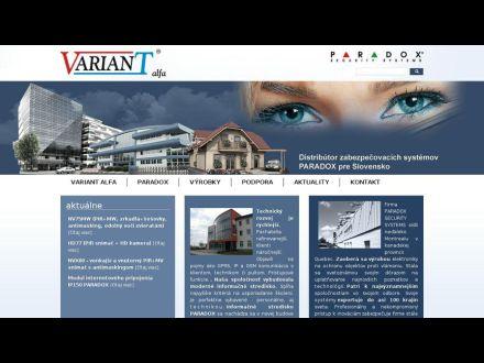 www.variantalfa.eu